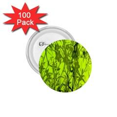 Concept Art Spider Digital Art Green 1.75  Buttons (100 pack)