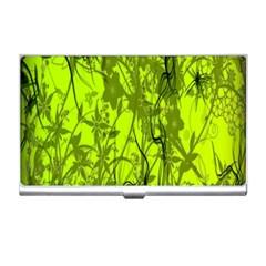 Concept Art Spider Digital Art Green Business Card Holders