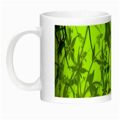 Concept Art Spider Digital Art Green Night Luminous Mugs