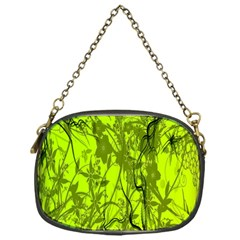 Concept Art Spider Digital Art Green Chain Purses (one Side)