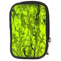 Concept Art Spider Digital Art Green Compact Camera Cases
