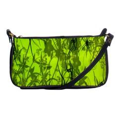Concept Art Spider Digital Art Green Shoulder Clutch Bags