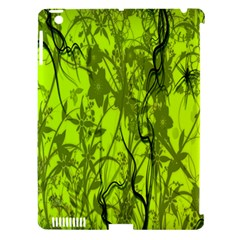 Concept Art Spider Digital Art Green Apple iPad 3/4 Hardshell Case (Compatible with Smart Cover)