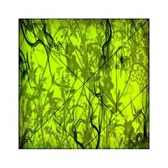 Concept Art Spider Digital Art Green Acrylic Tangram Puzzle (6  x 6 )