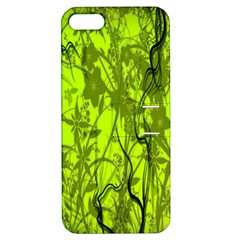 Concept Art Spider Digital Art Green Apple iPhone 5 Hardshell Case with Stand