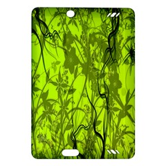 Concept Art Spider Digital Art Green Amazon Kindle Fire HD (2013) Hardshell Case