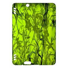 Concept Art Spider Digital Art Green Kindle Fire HDX Hardshell Case