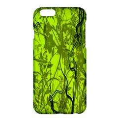 Concept Art Spider Digital Art Green Apple iPhone 6 Plus/6S Plus Hardshell Case