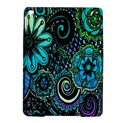 Sun Set Floral iPad Air 2 Hardshell Cases