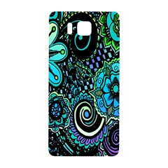 Sun Set Floral Samsung Galaxy Alpha Hardshell Back Case