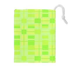 Pattern Drawstring Pouches (Extra Large)