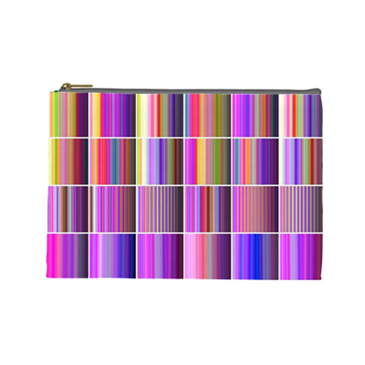 Plasma Gradient Gradation Cosmetic Bag (Large)
