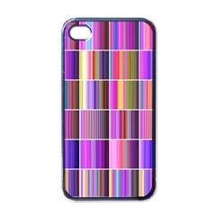 Plasma Gradient Gradation Apple iPhone 4 Case (Black)