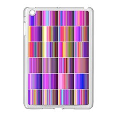 Plasma Gradient Gradation Apple Ipad Mini Case (white)