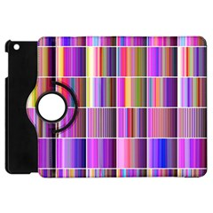 Plasma Gradient Gradation Apple Ipad Mini Flip 360 Case