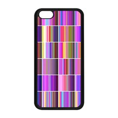 Plasma Gradient Gradation Apple iPhone 5C Seamless Case (Black)