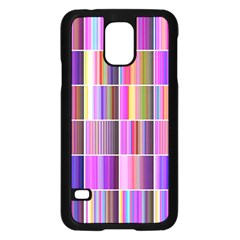 Plasma Gradient Gradation Samsung Galaxy S5 Case (Black)