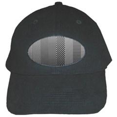 Semi Authentic Screen Tone Gradient Pack Black Cap