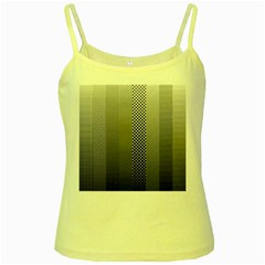 Semi Authentic Screen Tone Gradient Pack Yellow Spaghetti Tank