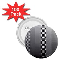 Semi Authentic Screen Tone Gradient Pack 1.75  Buttons (100 pack)