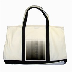 Semi Authentic Screen Tone Gradient Pack Two Tone Tote Bag