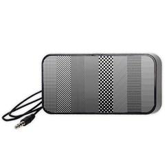 Semi Authentic Screen Tone Gradient Pack Portable Speaker (Black)