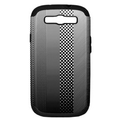 Semi Authentic Screen Tone Gradient Pack Samsung Galaxy S Iii Hardshell Case (pc+silicone)