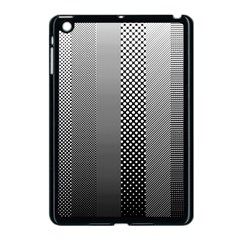 Semi Authentic Screen Tone Gradient Pack Apple iPad Mini Case (Black)