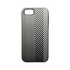 Semi Authentic Screen Tone Gradient Pack Apple iPhone 5 Classic Hardshell Case (PC+Silicone)