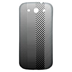 Semi Authentic Screen Tone Gradient Pack Samsung Galaxy S3 S III Classic Hardshell Back Case