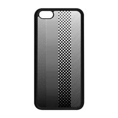 Semi Authentic Screen Tone Gradient Pack Apple iPhone 5C Seamless Case (Black)