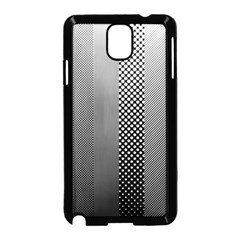Semi Authentic Screen Tone Gradient Pack Samsung Galaxy Note 3 Neo Hardshell Case (Black)