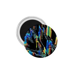 Abstract 3d Blender Colorful 1 75  Magnets