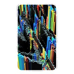 Abstract 3d Blender Colorful Memory Card Reader