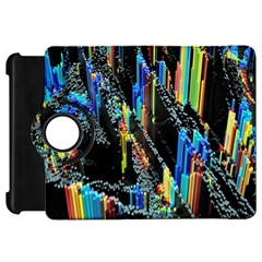 Abstract 3d Blender Colorful Kindle Fire HD 7