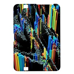 Abstract 3d Blender Colorful Kindle Fire Hd 8 9