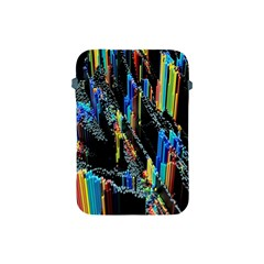 Abstract 3d Blender Colorful Apple iPad Mini Protective Soft Cases