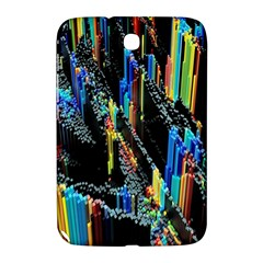Abstract 3d Blender Colorful Samsung Galaxy Note 8 0 N5100 Hardshell Case