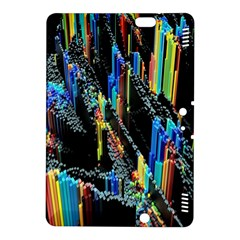 Abstract 3d Blender Colorful Kindle Fire HDX 8.9  Hardshell Case