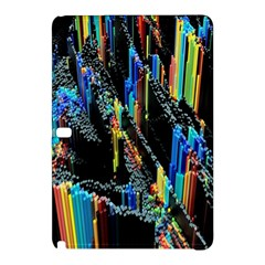 Abstract 3d Blender Colorful Samsung Galaxy Tab Pro 12.2 Hardshell Case
