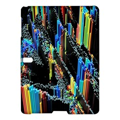Abstract 3d Blender Colorful Samsung Galaxy Tab S (10 5 ) Hardshell Case