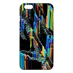 Abstract 3d Blender Colorful iPhone 6 Plus/6S Plus TPU Case
