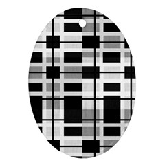 Pattern Ornament (Oval)