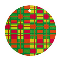 Pattern Ornament (Round)