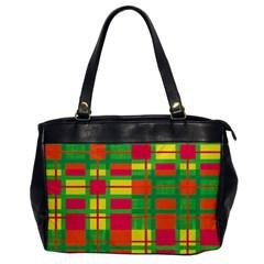 Pattern Office Handbags