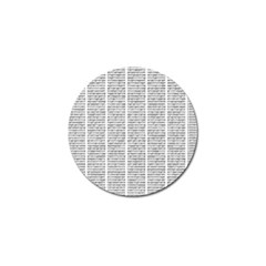 Methods Compositions Detection Of Microorganisms Cells Golf Ball Marker (10 Pack)