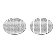 Methods Compositions Detection Of Microorganisms Cells Cufflinks (oval)