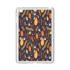 Macaroons Autumn Wallpaper Coffee Ipad Mini 2 Enamel Coated Cases