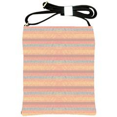 Lines Shoulder Sling Bags