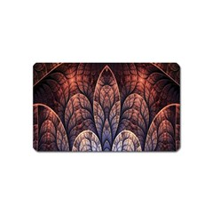 Abstract Fractal Magnet (Name Card)